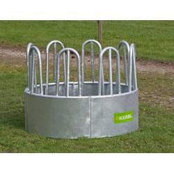 Râtelier rond avec 8 compartiments diam. ext 150cm