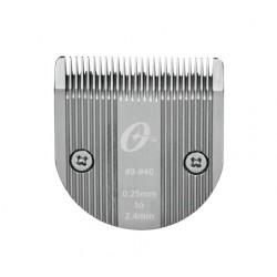 Tête de coupe inox pour tondeuse Oster PRO600i