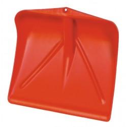 Rabot plastique rouge