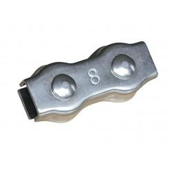 Connecteur cordelette 8mm