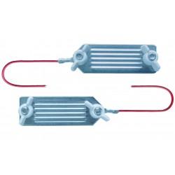 Connecteur haute tension inter-rubans 40 mm