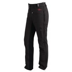 Sur-pantalon thermique Alaska Softshell, noir, T. XXL
