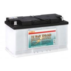Batterie humide 12V 110Ah à décharge lente