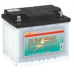 Batterie humide 12V, 65Ah à décharge lente
