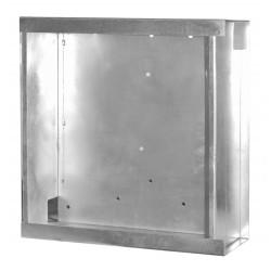 Boîtier de protection métallique