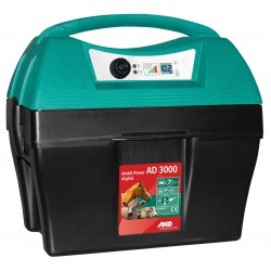 Electrificateur AKO Mobil Power AD 3000 avec poignée