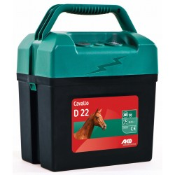 Electrificateur Cavallo D22