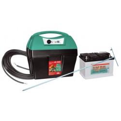 Kit électrificateur Mobil Power AD 2000 digital