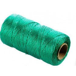 Fil vert/transparent 3 x 0,15 Niro (Hobbyset)