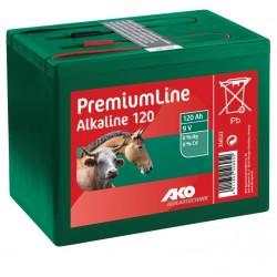 Pile Alcaline AKO 9V 120Ah