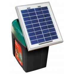 Kit solaire complet 4W pour les postes en 9V