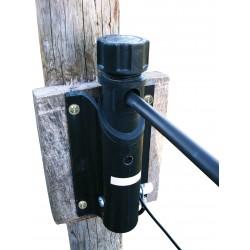 Charnière pour portillon électrique