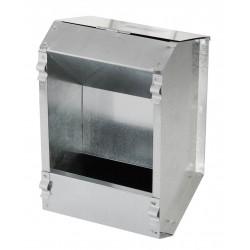 Distributeur automatique d'aliment métal