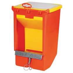 Distributeur automatique d'aliment PVC