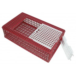 Cage de transport plastique