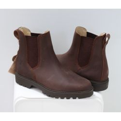 Boots Charles de Nevel Charly, cuir