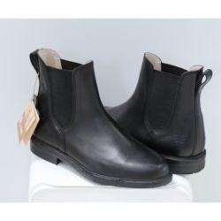 Boots Charles de Nevel Quentin Pleine Fleur, cuir