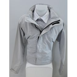 Veste Teejays K-way Gris clair