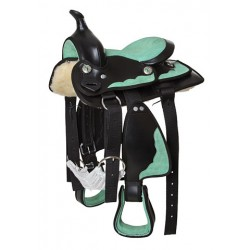 """Kit selle Western Taille poney 13"""""""
