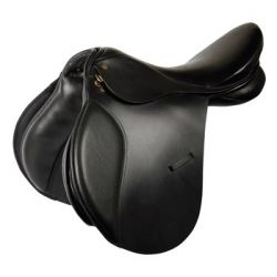 Selle multi switch en cuir
