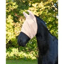 Masque de protection brun, oreilles et naseaux