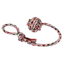 Balle coton sur corde 53cm