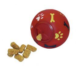 Balle Snack pour chien D: 11cm coloris assortis
