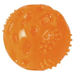 Balle ToyFastic Squeaky, orange