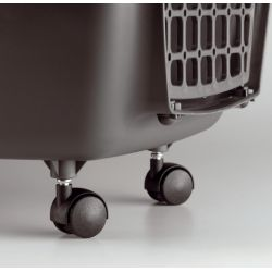 Jeu de roues pour box de transport