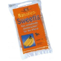 Friandises à la banane