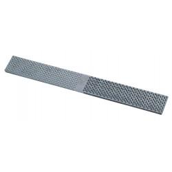 Râpe droite épaisseur 7,5cm