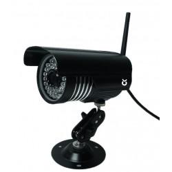 Caméra supplémentaire avec antenne et accessoires 2,4GHZ 1200 m