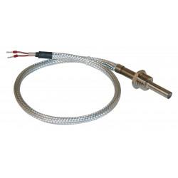 Résistance chauffante avec câble de liaison 60cm et treillis métal