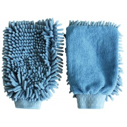 Gants de nettoyage Microfibre